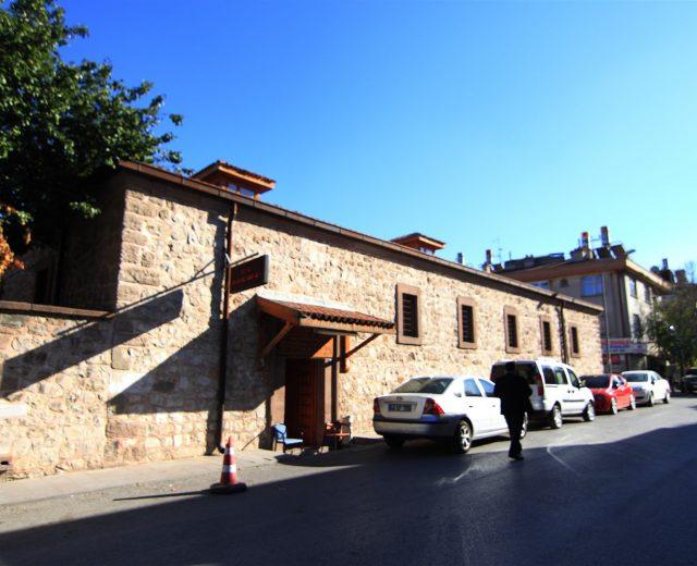 Konya Sultan Hamamı ve Cami