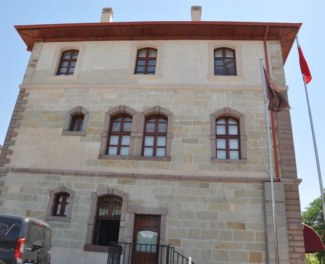 Konya Agustus Otel
