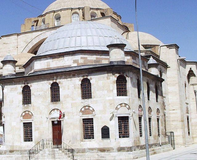 Konya Yusufağa Kütüphanesi